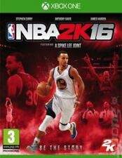 NBA 2K16 (Xbox One) VideoGames