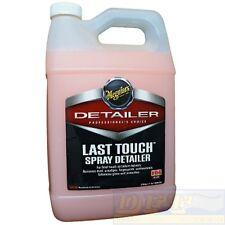 Meguiar`s Last Touch Spray Detailer 3,785  l Gallone  9,23 EUR / Liter