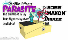 Griffin Effects Parasite True Bypass Module for Boss Maxon Ibanez and more