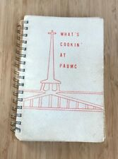 Whats Cookin at PAUMC Portland Ave United Methodist Church Cookbook  Mpls 1971
