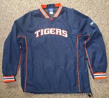 Detroit Tigers Pullover Reebok Jacket - Men's Medium - Very Sharp