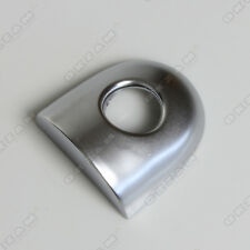 DOOR HANDLE COVER CHROME FRONT LEFT RIGHT FOR RENAULT CLIO III 3 NEW