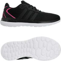 Adidas Cloudfoam Speed W schwarz pink Damen Low-Top Sneakers Freizeitschuhe NEU