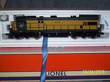 LIONEL 6-28241/28253 U30-C 1- POWERED AND 1- NON-POWERED CHICAGO & NORTHWESTERN