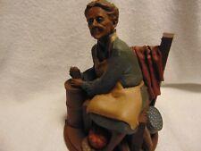 Lot#Ai0028 Tom Clark Gnome Rachel Figure Churning Butter 1985 #49