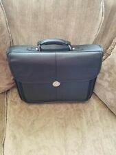 """DELL Executive Leather Briefcase for Laptop 14"""" BRAND NEW!!"""