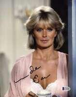 LINDA EVANS Hand Signed BAS BECKETT COA 8x10 Photo Autograph Authentic