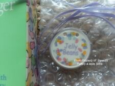 Made in Usa New Longaberger Jelly Bean Tie-On for Baskets or Pottery-Easter-Rare
