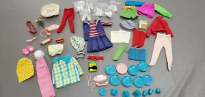 LARGE Vintage Skipper Clothing & Accessory Lot! (2) GUC!