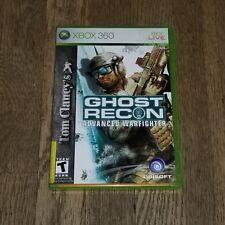 Tom Clancy's Ghost Recon: Advanced Warfighter (Microsoft Xbox 360, 2006) CIB