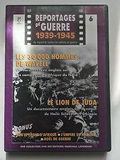 REPORTAGES DE GUERRE 1939 -1945 .. N°6 .. CAMPAGNES D'AFRIQUE DU NORD