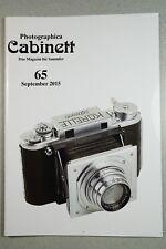 Photographica Cabinett 65 Korelle Edixa Ilette UCLA Rollei Leica Werra Leidolf