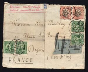 China 1940 cut from cover Ghohgking to France , airmail