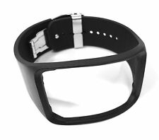 Samsung Gear S Watch Wrist Strap Band Adjustable Original NEW Boxed/Bare* BLACK