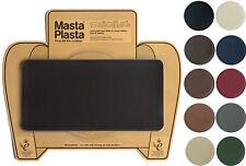 """MastaPlasta Self-Adhesive Leather Repair Patch 20x10cm 8x4"""" Sofa Car Seat Bags"""