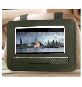 In Car Headrest Mount Holder For Swivel & Flip Portable DVD Players 9 9.2 9.5