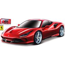 Burago Ferrari F8 Tributo 2019 1 43