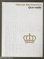 Nobelpreis 1905 Henryk Sienkiewicz Quo vadis