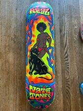 Real Skateboard Deck velvet Nate Jones board