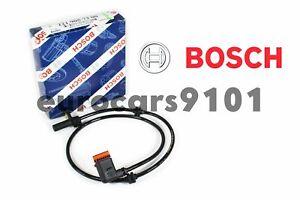 Mercedes-Benz S600 Bosch Rear ABS Wheel Speed Sensor 0986594592 2219057300