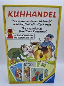 Kuhhandel Ravensburger 1985 Familienspiel Kartenspiel Spiel des Jahres