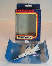 Matchbox Sky-Busters SKYBUSTERS sb-4 mirage f1 neuf dans sa boîte #381