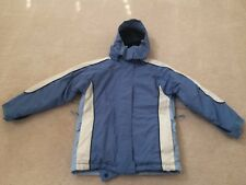 Ripzone Powder Room Ladies size Medium blue Snowboard ski jacket winter coat