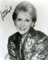 Janet Leigh Psa Dna Coa Autograph 8x10 Photo Hand Signed