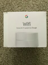 Google Home Wifi Single System Replacement Router Mesh Network ***Brand New***