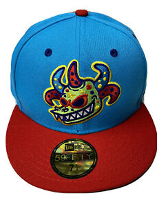 Scranton/Wilkes-Barre Vejigantes Hat Fitted New Era Copa de la Diversion 59FIFTY