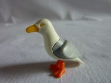 PLAYMOBIL animaux bateau mer océan nature oiseau marin port la mouette n°1