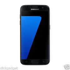 Samsung Galaxy S7 32GB LTE (Black) - 1 year Samsung manufacturing warranty