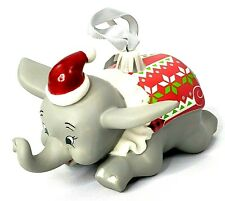 Disney Parks Dumbo the Flying Elephant Holiday Figurine Ornament