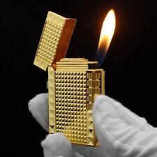 Torch Refillable Lighter Butane Gas Novelty Cigarette Flame Adjustable Lighters
