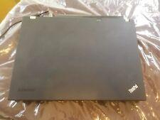 IBM LENOVO LAPTOP THINKPAD T400 WINDOWS 10 PRO DVDRW WiFi CORE 2 DUO 2.26GHz PC