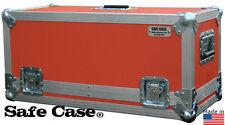 Ata Safe Case Orange Ad140 Ad 140 Head in Orange Abs