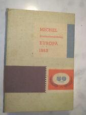 Michel - Briefmarkenkatalog - Europa - 1960