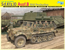 Dragon DML 1/35 Sd.Kfz.10 Ausf.B 1942 Production #6731