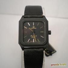 Armbanduhr Lorenz Montecarlo Lederband Quarz 50038