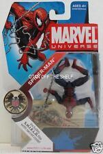 Marvel Universe: Spider Man - Series 1 Wave 5 #032  VARIANT Up-Side Down MOC