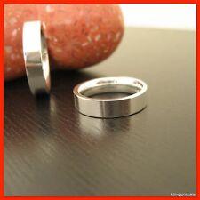 1 Paar Eheringe, Freundschaftsringe, Verlobungsringe in 925er Silber, HH-B110/5