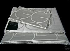 EXTREMELY RARE!!! TOM FORD for GUCCI SILVER SHEET SET  Queen size NEW IN THE BOX