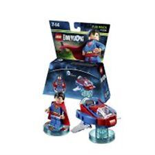 Le dimensioni LEGO DC Comics Superman Fun Pack NUOVO acquisto 2 Fun Pack A £ 1 rimborso