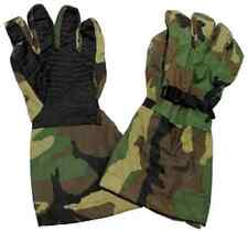 US Army Outdoor Goretex Woodland Camouflage Finger Handschuhe Gloves