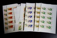 Vietnam Stamps # 1901-7 Imperforate NH 14 Sets Scott Value $140.00