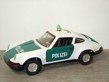 Porsche 911 R Coupe Polizei van Playart Hong Kong 1:25 *28185