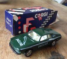 CORGI 1985 53343 JAGUAR TRACK CAR  MIB