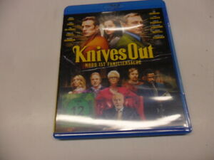 Blu-Ray     Knives Out - Mord ist Familiensache
