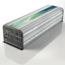 NEW ADVANCED PURE SINE WAVE POWER INVERTER 5000/10000 WATT 12VDC TO 120V AC!