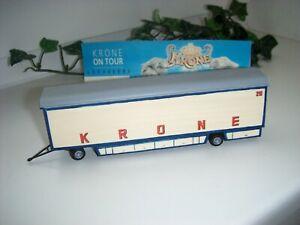 @ CIRCUS/ ZIRKUS KRONE @ Sahnestück - Packwagen - Nr. 210 - 1/87